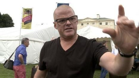 Heston Blumenthal on dreams and ice cream  - FT Life - Life & Arts Video - FT.com   Gastrovillage Bray   Scoop.it