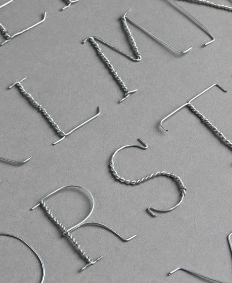 Cava typography, la tipografía del descorche | Diseño gráfico e industrial | Scoop.it