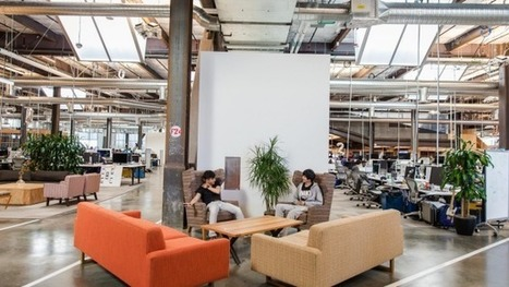 The future of work: Facebook's open plan offices | Peer2Politics | Scoop.it