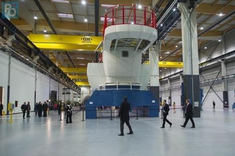 Saint-Nazaire. Dans les coulisses de l'inauguration des usines Alstom | EMR | Scoop.it