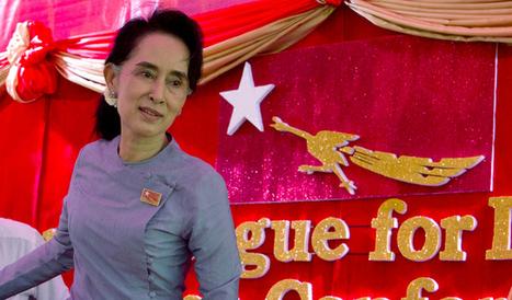 Aung San Suu Kyi rêve d'une victoire historique | The Blog's Revue by OlivierSC | Scoop.it