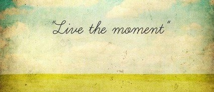 Living in the MOMENT - 6 Steps | Unplug | Scoop.it