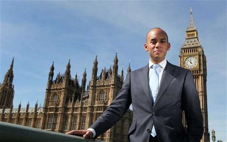 Labour star Chuka Umunna admits his aides probably set up and edited his own Wikipedia page - Telegraph | The Indigenous Uprising of the British Isles | Scoop.it