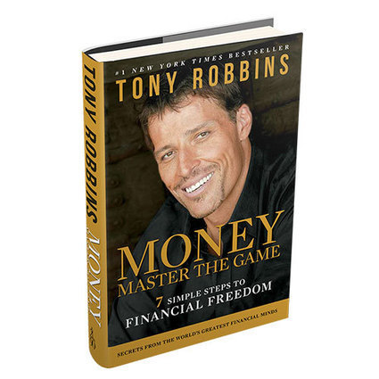 Tony Robbins | Money | Are you free of financial fear? | Conscious evolution | Scoop.it