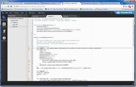 NodeJs ~ 01 : présentation de node et création d'un site web | IdleBlog | javascript | Scoop.it