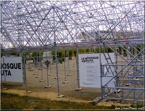 Le kiosque Veduta (2)   Photos de LYonenFrance   LYFtv - Lyon   Scoop.it