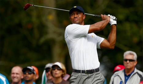 Tiger leads US to Presidents Cup | Globe Greens | Scoop.it
