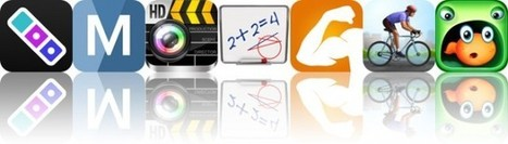 Today's Apps Gone Free: Matchblocks, Mutual, Movie360 And More - AppAdvice | Ipad | Scoop.it