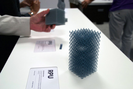 The Best and Most Unique 3D Printer Materials: Photopolymers | 3D_Materials journal | Scoop.it