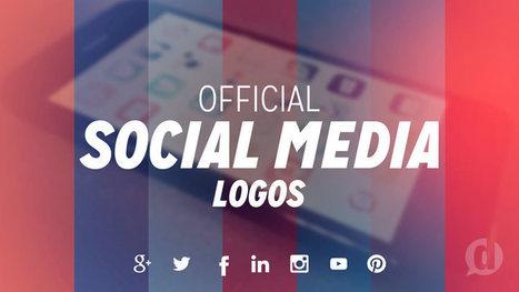 Official Social Media Logos - Dustn.tv | Social Media and Marketing | Scoop.it