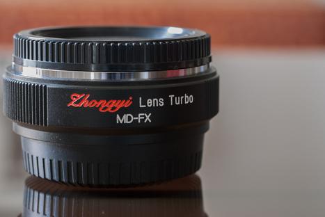 X-Pro1 - FF Lens Turbo Adapter w/Minolta MC 24mm F/2.8 - Wide Angle | Fuji X, X-Pro1, Lens Turbo, Minolta MC 24mm F/2.8, Zhongyi Lens Turbo Adapter | Fuji X-E1 and X-PRO1 | Scoop.it