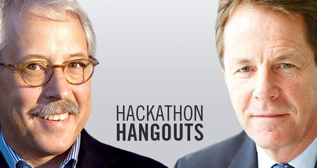 Hackathon Hangout with Gary Hamel and Peter Cheese | MIX Hackathon | Business change | Scoop.it