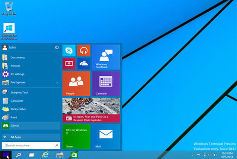 Things That You Need to Know About Windows 10 | Custom Logo Design - Web Graphic Designing services Company | Scoop.it