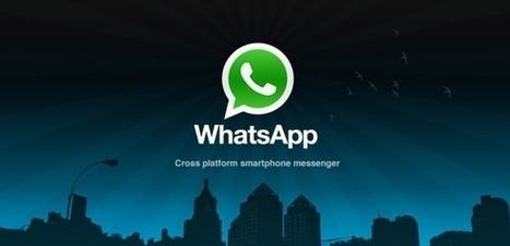 WhatsApp : les appels gratuits VoIP arrivent, discuter depuis votre ordinateur aussi !   mondonini   Scoop.it