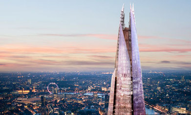 2013 architecture preview: capital views from the Shard and Birmingham's giant boxes of books | high level glazing | Scoop.it