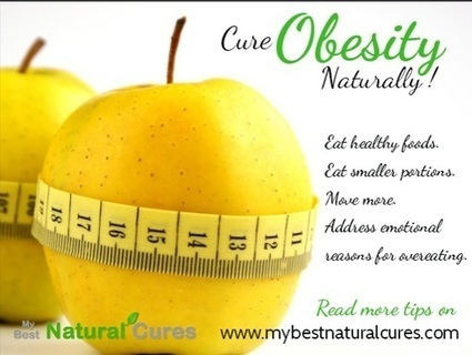 Natural Weight Loss Method to Cure Obesity | Natural remedies | Scoop.it