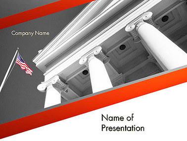 Court Building Presentation Template | Presentation Templates | Scoop.it