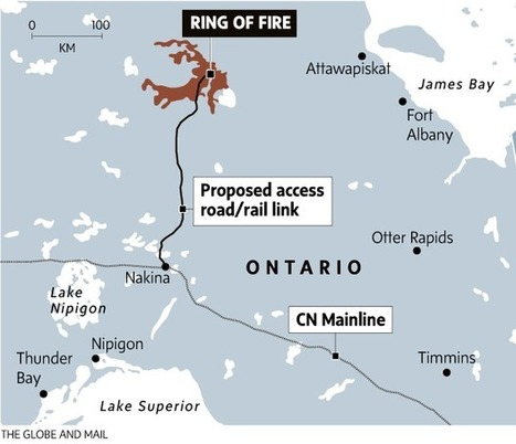 Hopes for Ontario's Ring of Fire doused | Sustain Our Earth | Scoop.it
