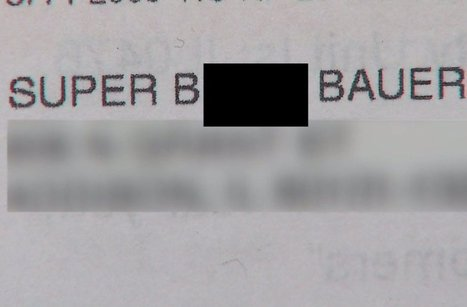 Comcast customer in Chicago area receives bill addressed to 'Super B—-'   Vloasis vlogging   Scoop.it