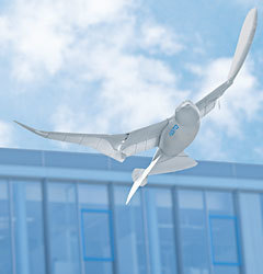 Festo Festo Corporate - SmartBird | iRobolution | Scoop.it