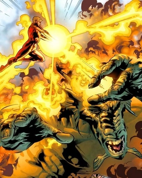 First Look: FANTASTIC FOUR #1 | Stuff I found...interesting! | Scoop.it