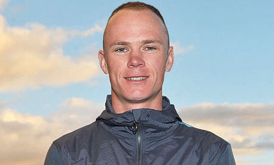 Chris Froome: Shaped in Africa and ripe for Tour de France win | Zimbabwe | Scoop.it