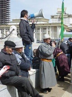Autour des mines mongoles, croissance, pollution et ninjas | Toxique, soyons vigilant ! | Scoop.it
