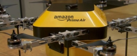 FAA Bans The Use Of Drones To Deliver Packages | TechCrunch | Digital Retail Thoughts in English | Scoop.it