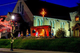 Jon's Blog: Kentucky Churches Avoid Nativity Service -- Partly Over Homosexuality | Christian Homophobia | Scoop.it