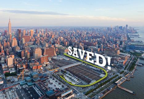 Deux nouveaux projets pour New-York | The Architecture of the City | Scoop.it