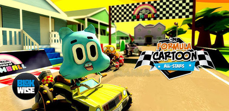 FORMULA CARTOON ALL-STARS v1.9.2 - Free APK Android Games | Android n Games | Scoop.it