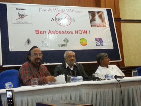 C O U N T E R V I E W: Scientists warn of sharp rise in asbestos use in India, whose imports rose by 186% between 2006 and 2012 | Asbestos | Scoop.it