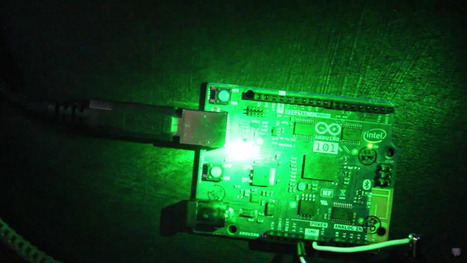Don't Take Photos of Your Arduino 101 Either, Its Light Sensitive | Raspberry Pi | Scoop.it