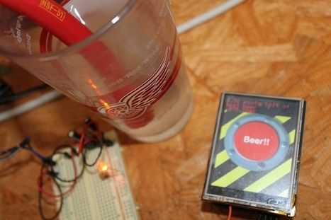 New Project: KegDuino – Arduino meets Kegerator | Arduino, Netduino, Rasperry Pi! | Scoop.it