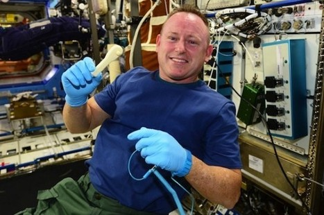 NASA Just Emailed A Wrench To The International Space Station | IFLScience | Innovation Cultures | Scoop.it
