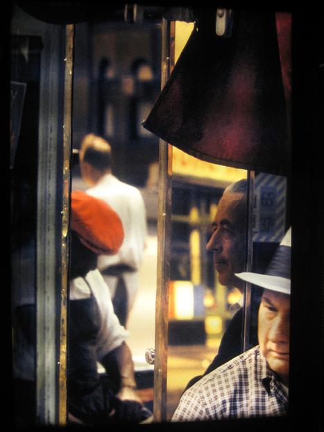 Saul Leiter   Photographies du jour   Scoop.it