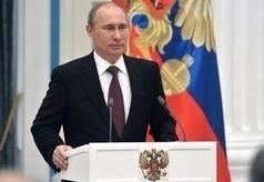 Morning Brief: Putin signs ban on U.S. adoptions | Global politics | Scoop.it