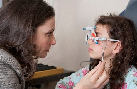 What are the steps to correct Lazy Eye? | vision therapy | Scoop.it