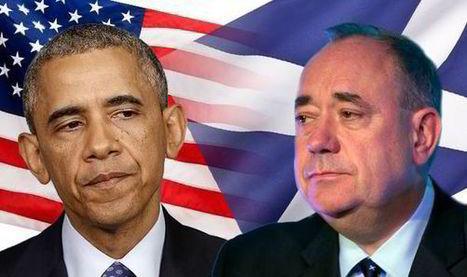 EXCLUSIVE: Top secret files reveal pleas for US to intervene in Scottish referendum | My Scotland | Scoop.it