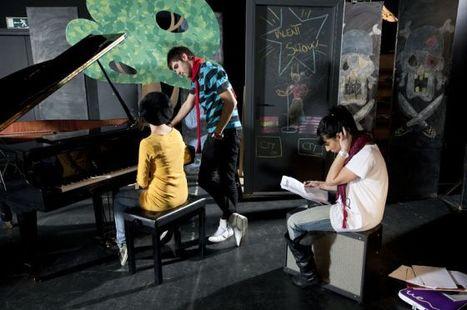 """La industria musical, en el aula   """"ACTIVANDO"""" el sonido en la educación   Scoop.it"""