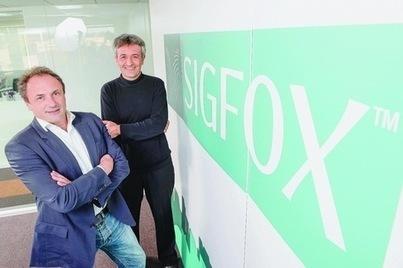 Une start-up toulousaine se rêve en géant de l'Internet | SIGFOX (FR) | Scoop.it