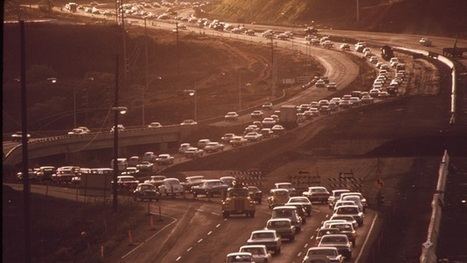 Science says your soul is like a traffic jam | Psychology, Sociology & Neuroscience | Scoop.it
