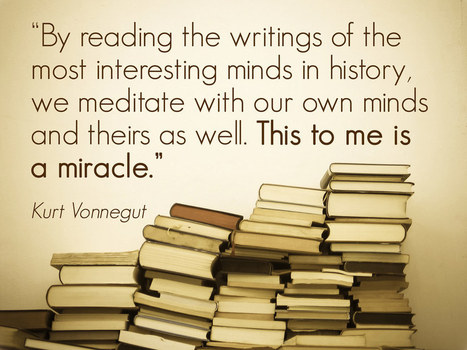 17 Writers On The Importance Of Reading | Creating a community of readers | Scoop.it