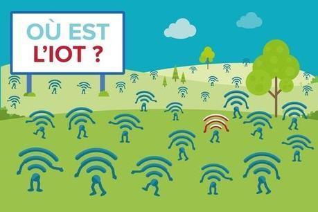 Les start-up françaises veulent géolocaliser les objets connectés #IoT #IdO | SI, innovation & collaboration | Scoop.it