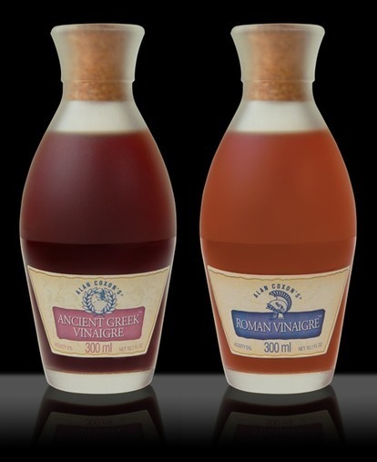 The past is brought to life in Alan Coxon's historic vinegars | Historical gastronomy | Scoop.it