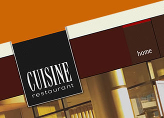 Cuisine Restaurant Theme - Webfeet Design   Lismore   Scoop.it