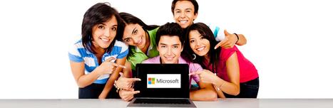 Cursos virtuales y gratuitos impartidos por Microsoft - | e-Learning, Diseño Instruccional | Scoop.it