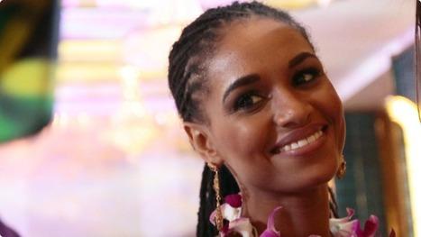 Miss Jamaica Makes History at World Pageant   Locs, Dreadlocks, Natural Hair   Scoop.it