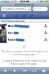 TechCrunch | Friendshake: Facebook's New Mobile Feature For Finding People Nearby (And A Highlight Killer?) | Telecom2012 | Scoop.it