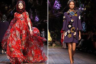 Dolce & Gabbana Create a Fashion Fairytale - New York Times   CLOVER ENTERPRISES ''THE ENTERTAINMENT OF CHOICE''   Scoop.it